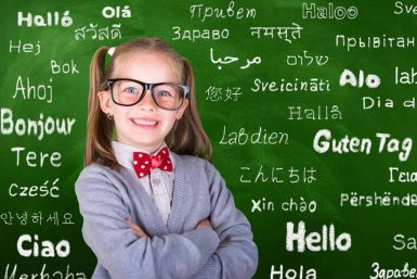 child second language