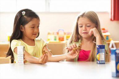 Teaching Children to Share