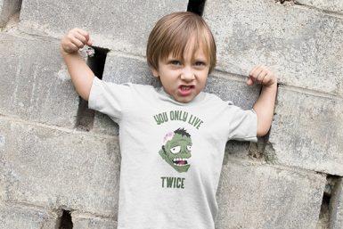 Teach children to fight people